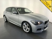 2013 BMW 116D M SPORT 5 DOOR HATCHBACK DIESEL SERVICE HISTORY FINANCE PX WELCOME