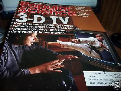 Popular Science 6 1988 3 D Tv