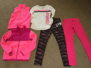 Girls Clothing Triple Flip, Justice Pant, Tops size 8-10