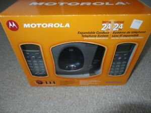 Telephone Motorola MD451
