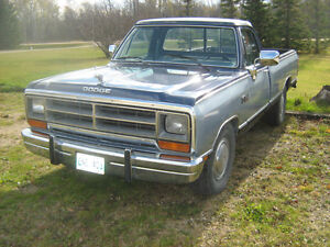 1989 Dodge Other Pickups D 250 Pickup Truck