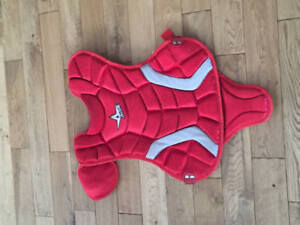 All star youth catchers chest protector