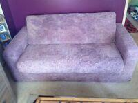 Bed sofa settee