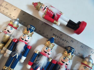 Decorative Nutcrackers (lot of 6) Kingston Kingston Area image 2