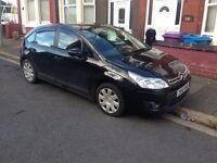 2010 10reg Citroen C4 1.4 Petrol Black 5 Door Bargain 👍🏼👍🏼👍🏼👍🏼👍🏼👍🏼
