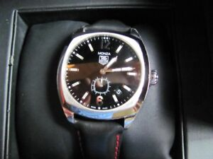 Tag Heuer automatic Monza