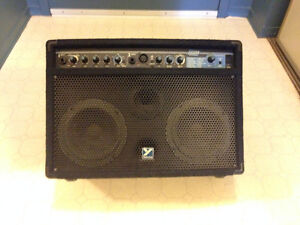 Yorkville AM100 Acoustic Master Amplifier with DFX