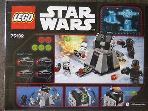 Lego Star wars 75132 75141** BNIB ** Edmonton Edmonton Area image 2