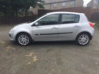 RENAULT CLIO 1.2 TCE TURBO•LOW MILES•FSH•MOT 20/4/17 (polo golf focus Astra turbo sport)