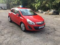 Vauxhall Corsa 1.2 Excite 2012 Great First