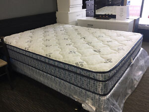 Brandew Mattress set with FREE DELIVERY $398