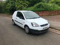 Ford Fiesta 1.4TDCi ( 68PS ) 2007.25MY
