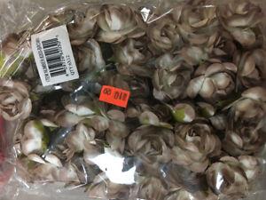 Lots de fleurs  prix variés