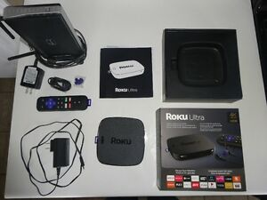 Roku Ultra in MINT CONDITION