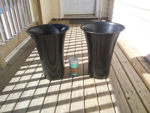Plastic Planter Pots $20 (Firm!)