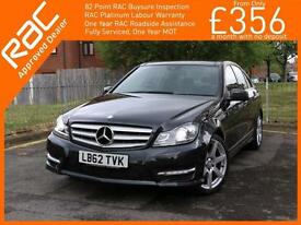 2013 Mercedes-Benz C Class C250 1.8 Sport Blue Efficiency 7G-Tronic Auto Pan Roo