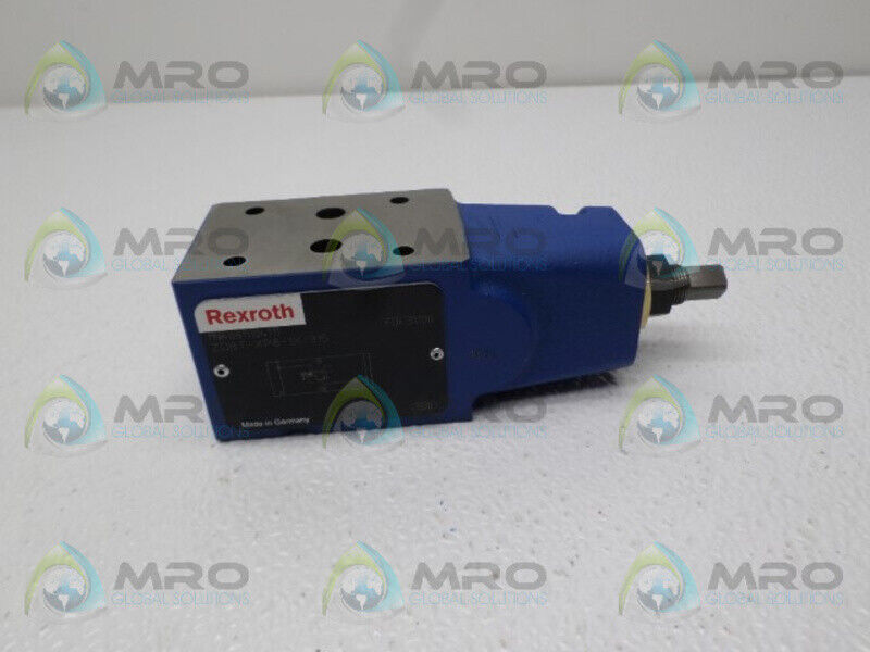 REXROTH ZDBT-XP8-1X/315 PRESSURE RELIEF VALVE *NEW NO BOX*