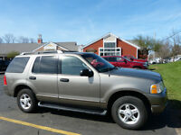2005 Ford Explorer XLT SUV. Asking 6900 price NEGOTIABLE