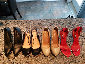 Assorted High Heels