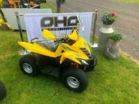 Quadzilla QZR 80 Automatic Kids Quad in stock