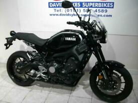 Yamaha XSR 900 ABS 18-REG WITH ONLY 3896 MILES £6999.OTR