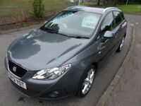 SEAT Ibiza TDI CR SPORTRIDER 1.6 £30 tax per year (grey) 2012