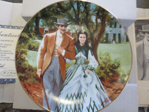 Royal Doulton Gone with the Wind Plate