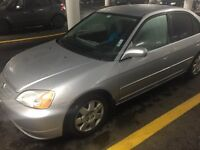 Honda Civic 2002  166 000KM   2,300$
