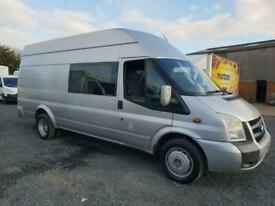 2007 07 PLATE FORD TRANSIT 140 T430 EF TURBO D-RATED TREND NO VAT