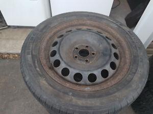 Rim de 16 pouces. ...les pneu sont presque fini
