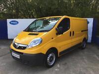 2008 Vauxhall Vivaro 2900 2.0 CDTi 115 Diesel Van
