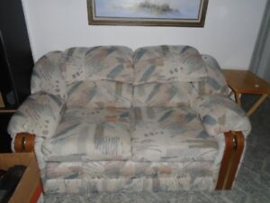 like new  couch and love seat  barely good shape reduced to sell