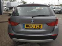 2010 BMW X1 S DRIVE 18D SE *F/S/H* Manual Estate