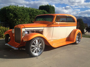 CUSTOM HOT ROD RESTO MOD SALE OR TRADE
