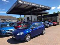2007 Fiat Grande Punto 1.2 Active Hatchback 5dr Petrol Manual (139 g/km, 65