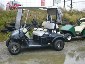 2007 EZ-GO Electric Golf Cart
