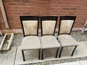 Metal Chairs for sell