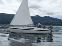 1991 MacGregor 26 Sailboat