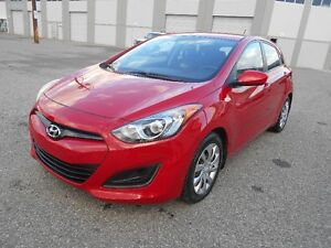2013 Hyundai Elantra GT 6 Speed 63000KM Factory Warranty