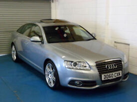 Audi A6 Saloon 2.0TDI ( 170ps ) 2010MY S Line Special Edition