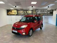 Fiat Doblo 1.6MultiJet ( 90bhp ) ( s/s ) Dualogic 2015MY Lounge