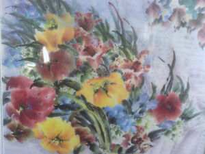 Gorgeous Original Painting by Aliana Au North Shore Greater Vancouver Area image 1