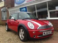 2006 56 Mini 1.6 One , Cooper stripes. FINANCE AVAILABLE