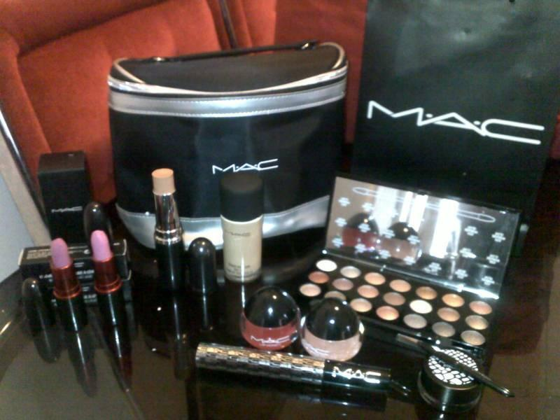 Mac airbrush makeup