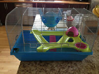 Grosse. Cage a hamster ou souris