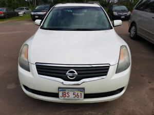 2007 Nissan Altima 3.5. 280 Hp , LiC & Inspected.