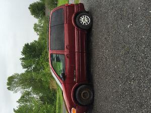 2000 Pontiac Montana Familiale