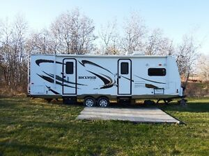 2012 2608SS Rockwood Travel Trailer