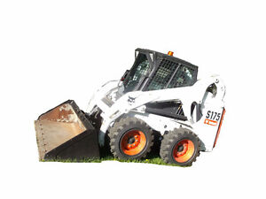 2012 BOBCAT S175 SKID STEERCash/ trade/ lease to own terms.