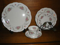 Royal Albert Tranquility- Eight Five Piece Place Settings